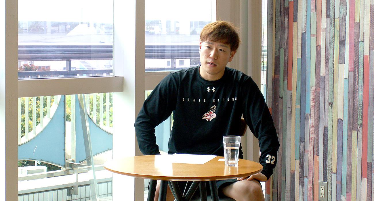 【畠山俊樹選手#4】「まずはバスケットボールを楽しんでほしい」