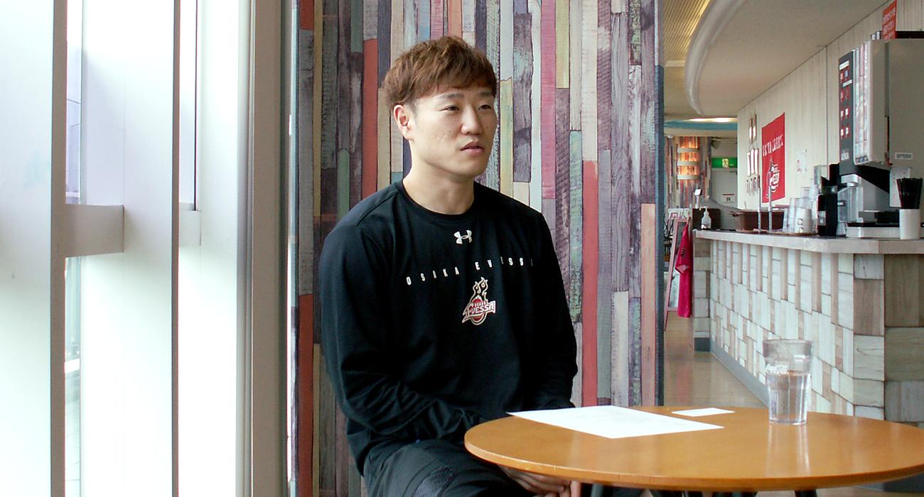 大阪エヴェッサ #32 畠山 俊樹選手